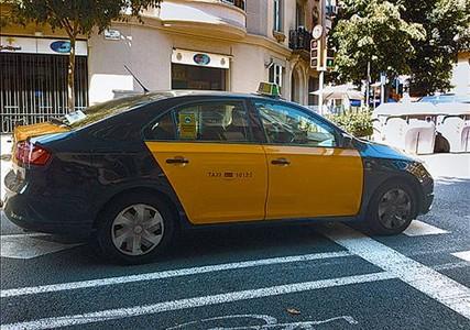 my taxi barcelona