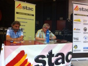 Ahir es va celebrar l'assemblea informativa de l'STAC pels socis de Barcelona i l'AMB, amb temes d'interès pel sector
